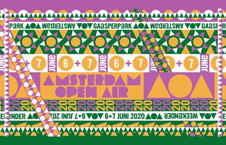Amsterdam Open Air 2020