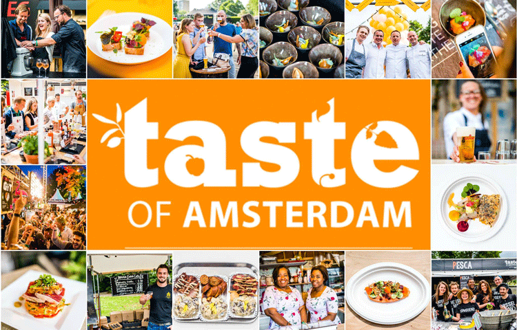 Taste of Amsterdam Amstelpark