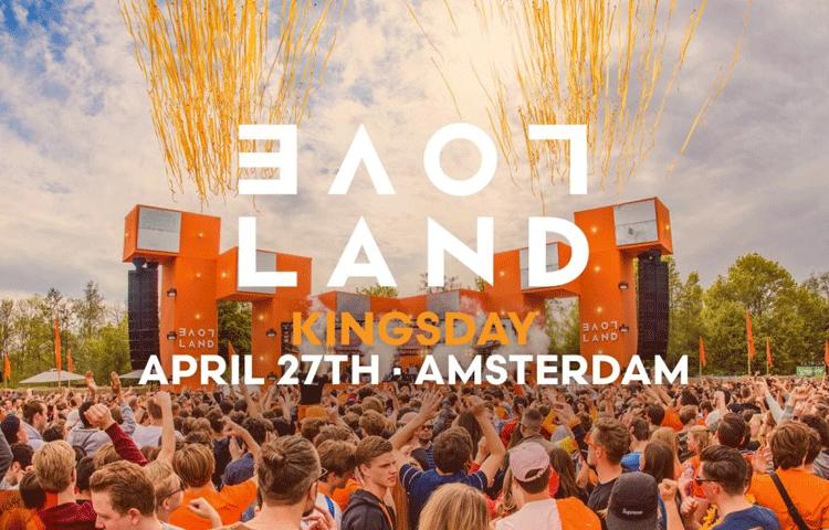 Loveland van Oranje 2020 I 25YRS