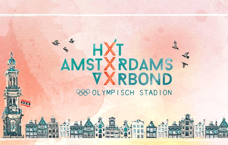 Het Amsterdams Verbond   Bevrijdingsfestival