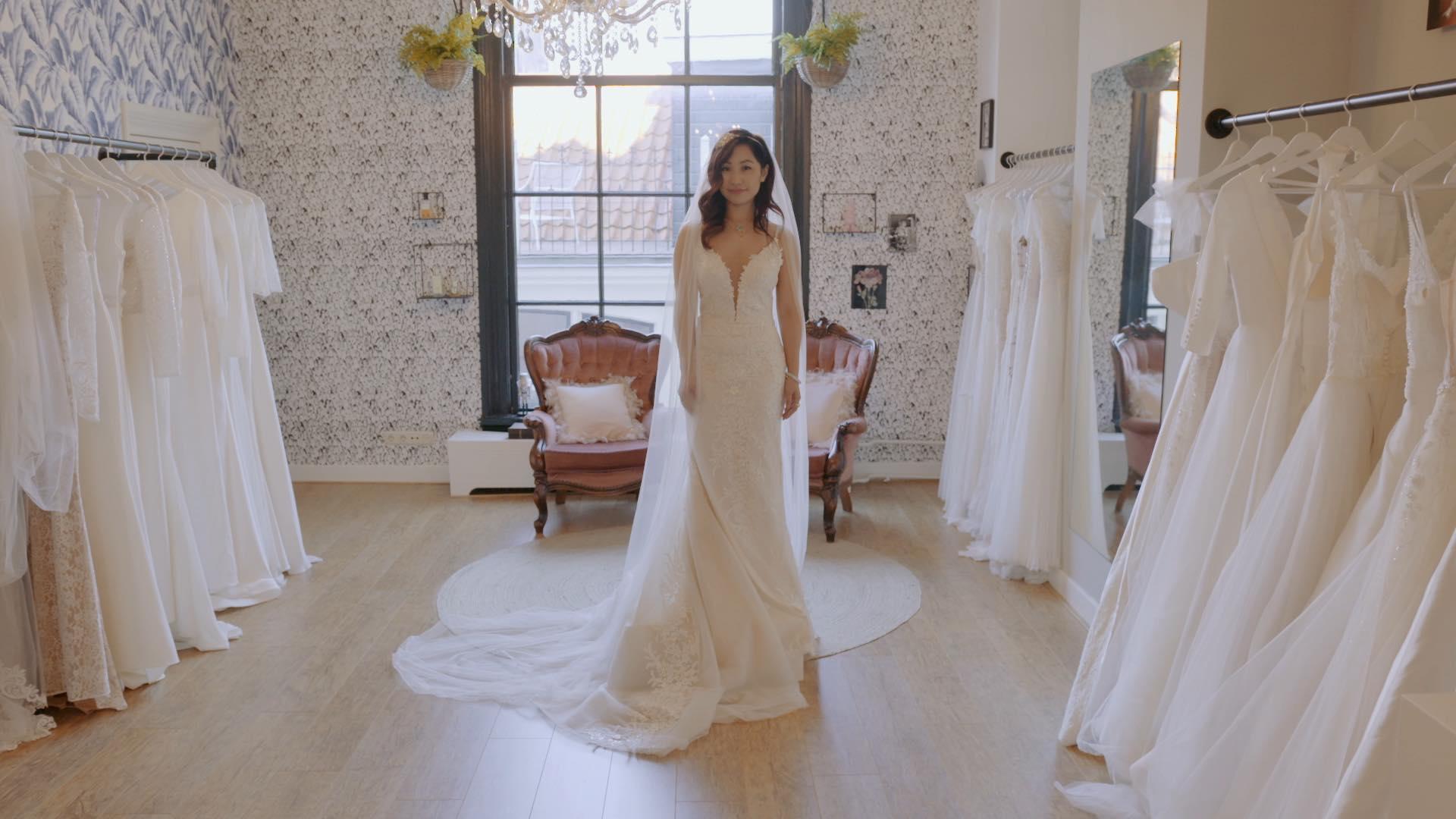 Bruiloft Lily